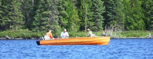 18ft Cedar Strip Boats - Loch Island Lodge and Camp Lochalsh - Ontario