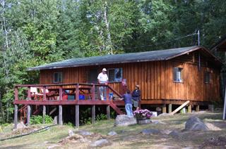 Camp Lochalsh Cabin 7 - Ontario Fishing - Wabatongushi Lake