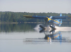 Get Here by Plane - Fly-In Fishing Vacation via Ryan Air