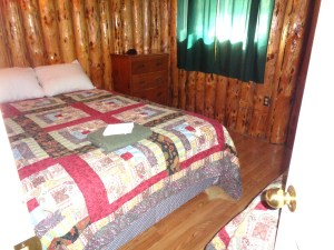 Camp Lochalsh Cabin 3 Bedroom 2