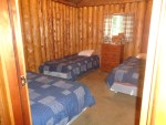 Camp Lochalsh Cabin 7 Bedroom 3