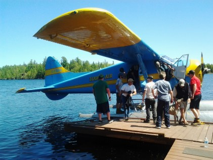 Hawk Air Loading