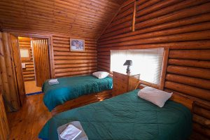 Camp Lochalsh Cabin 1 Bedroom