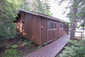 Loch Island Lodge Cabin 1
