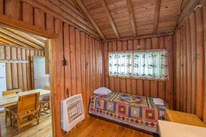 Loch Island Lodge Cabin 3 Bedroom