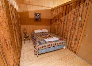 Loch Island Lodge Cabin 4 Bedroom Double Bed