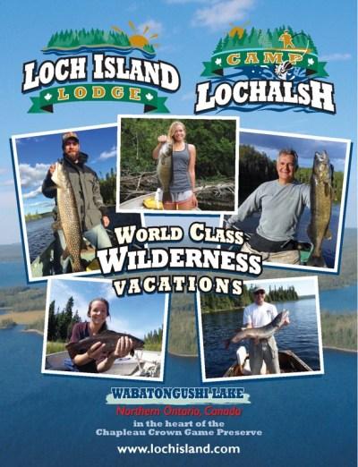 Loch Island Lodge - Camp Lochalsh 2021 Brochure