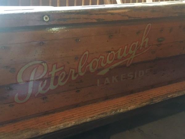 1954 Peterborough Lakeside 75th Anniversary