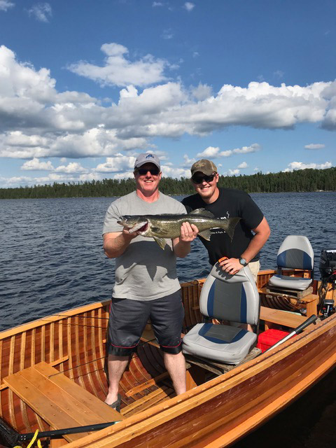 2018 Dirk Welte and Son - Walleye 29.5 Inches
