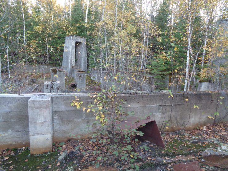 Cline Mine Remnants #3
