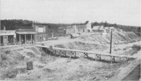 Goudreau Village, 1926