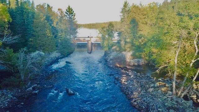 Glasgown Dam