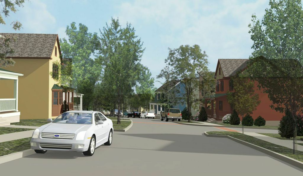 Lochlyn Hill Drive
