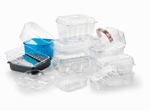 private label containers barquettes