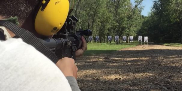 An AR-15 Jam Caused by a Bee Flying into the Chamber