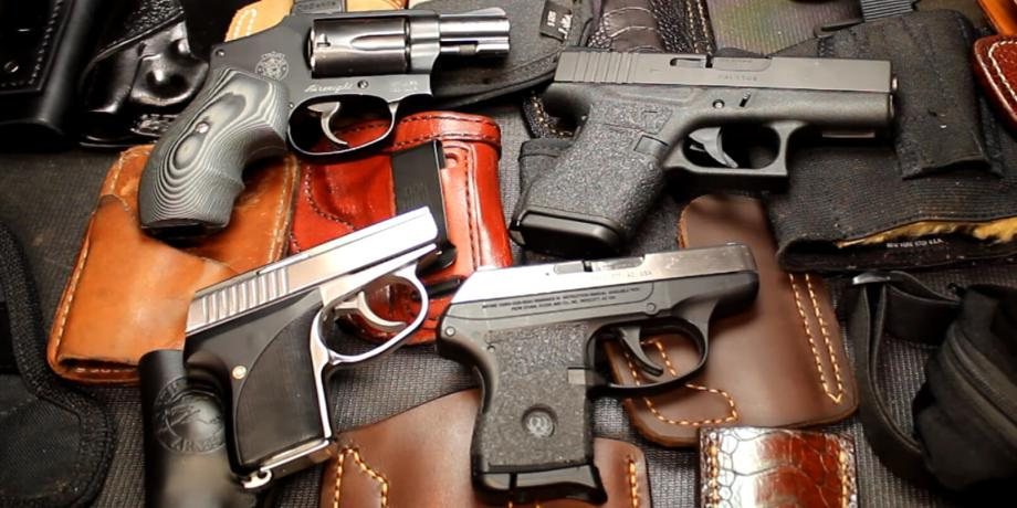 Holsters for Small Conceal Carry Pistols