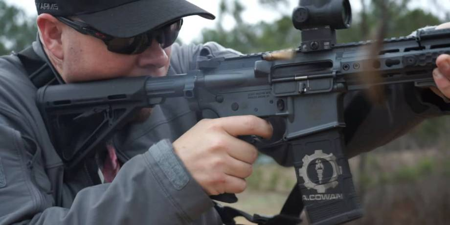 Proper Rifle Trigger Control for Speed and Accuracy