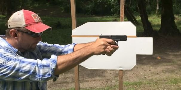 How to Manage Pistol Recoil with the Parallel Grip