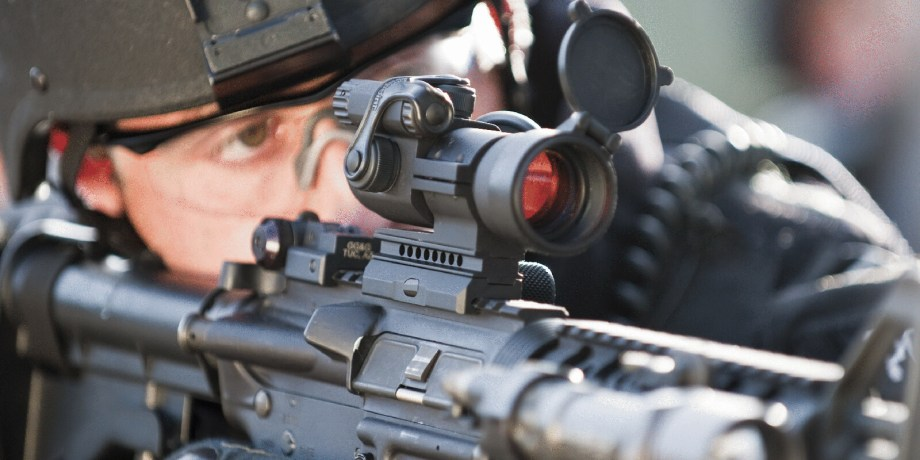Poll Results: Primary Sighting System on a AR-15/Carbine Rifle