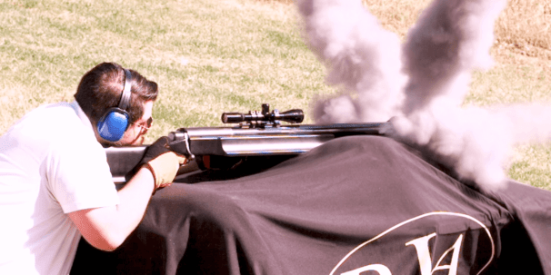 Shooting the .950 JDJ – Largest Sporting Rifle Made