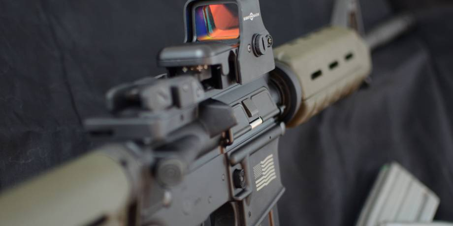 """Call to Action: Oppose the New """"Assault Weapons"""" Ban"""