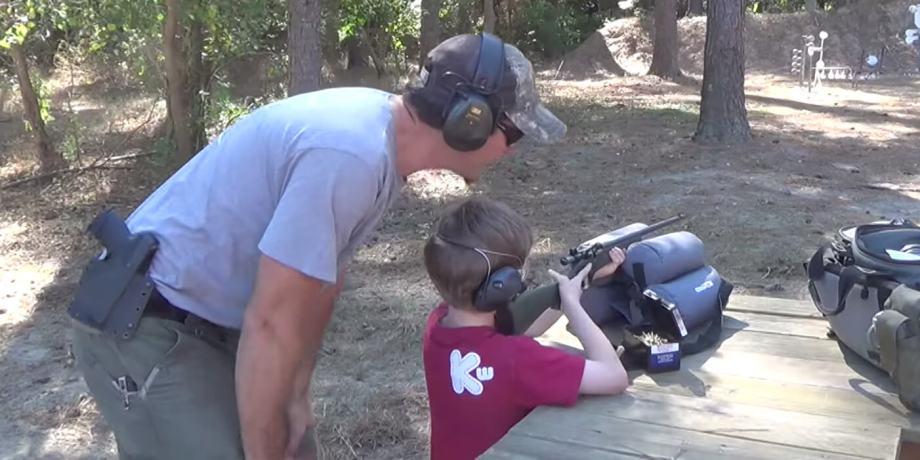 How to Teach Kids to Shoot Firearms