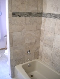 Tile Showers and Tub Surrounds