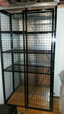 Liquor Cages - Loss Prevention Cabinets Nyc Lockersusa