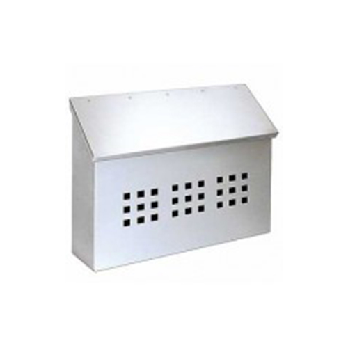 Stainless Steel Mailbox for Wall Mount Mailboxes from