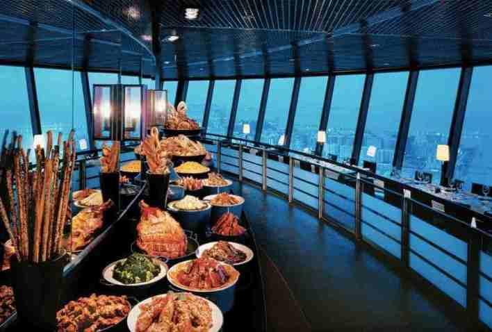 2021澳门自助餐推荐 - 360旋轉餐廳