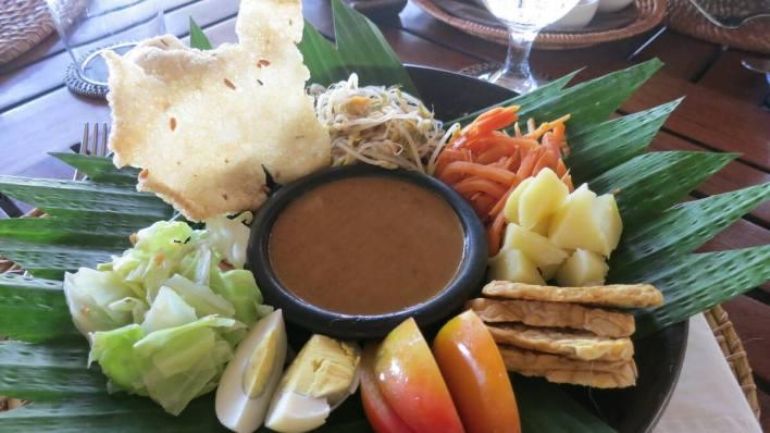 峇里島必吃美食 - 加多加多 Gado-Gado