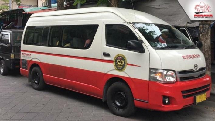 峇里島交通 - Perama巴士