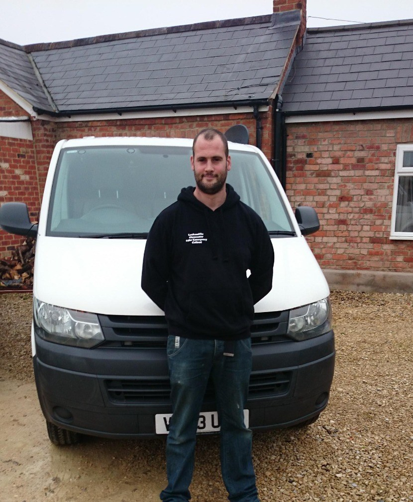 james and van from locksmiths gloucester