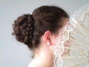 regency ball hairstyle locksofelegance