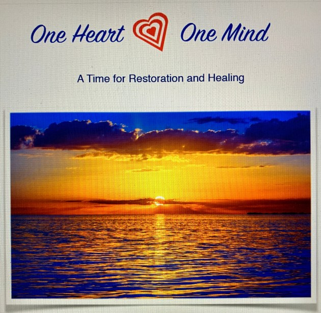 One Heart One Mind Audio Conference Series