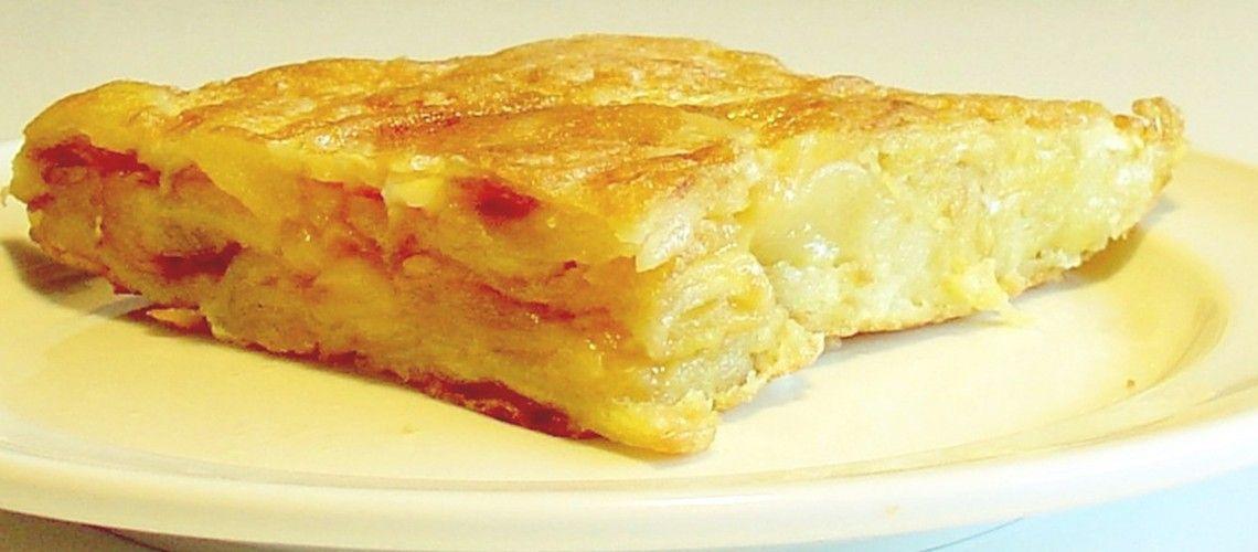 Tortilla de patata jugosa  lococinarecomlococinarecom