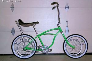 Bronco Bike