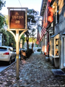 The Tavern est 1779 in Abingdon.