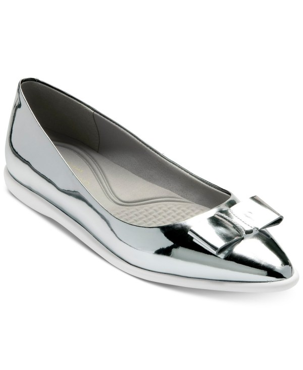 Cole Haan Zerogrand Bow Skimmer Flats - Locolow