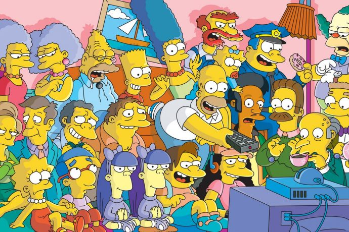 Christmas Simpsons.The Best And Worst Simpsons Christmas Episodes Loco Mag