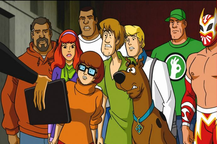 Scooby doo wrestlemania mystery movies on google play
