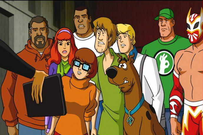 Scooby doo wrestlemania mystery movies on google play
