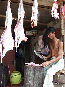 Mangsho: Goat meat