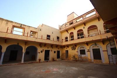 Pachewar Fort Heritage Hotel, Rajasthan