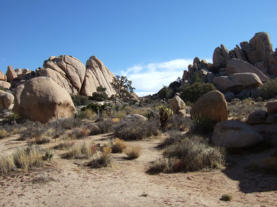 Boulders of Joshua Tree NP
