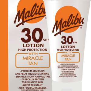 SPF 30 + Miracle Tan - Available on LocoSoco