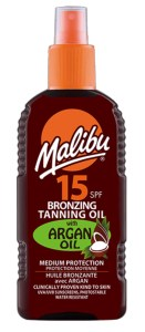 SPF15 Bronzing Oil with Argan available on LocoSoco