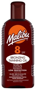 SPF8 Tanning Oil available on LocoSoco