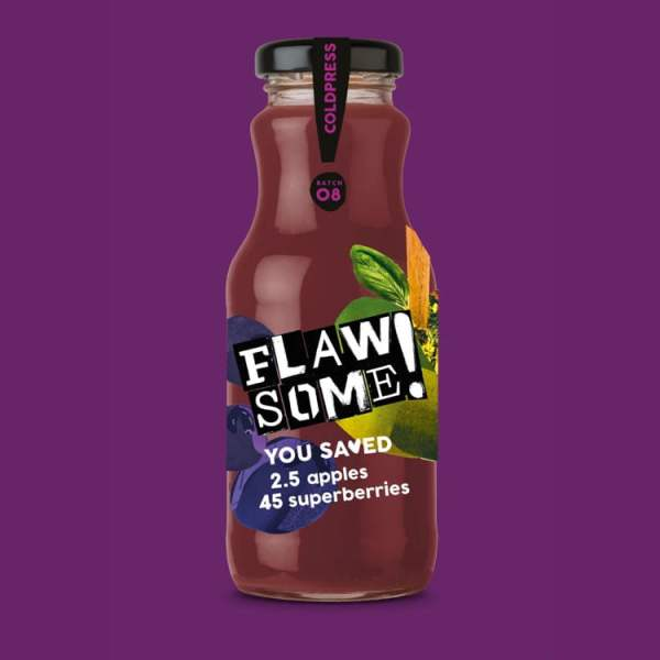 Flawsome - Apples and Superberries Available on LocoSoco