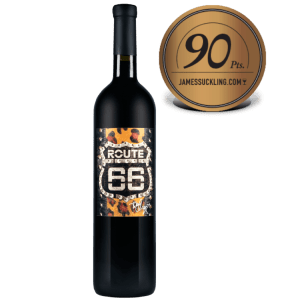 Route 66 - Barberra DOC - RED Officially Licensed ROUTE 66 Barbera Doc Op Tony Moore's Signature Collection 90pts - Available on LocoSoco